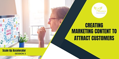 Marketing Strategies To Attract Customers tickets