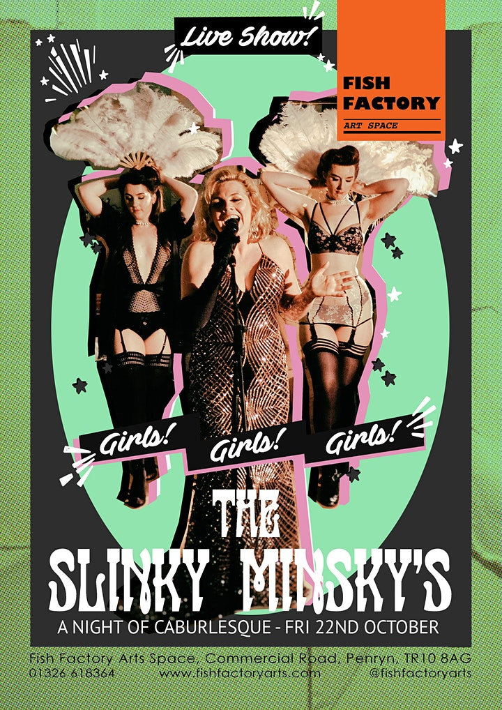 Slinky Minsky's Burlesque image