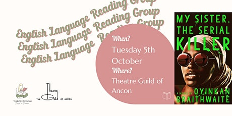 English-Language Reading Group - My Sister, The Se entradas