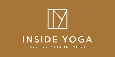 22.09. Inside Yoga Kursplan - Mittwoch Tickets