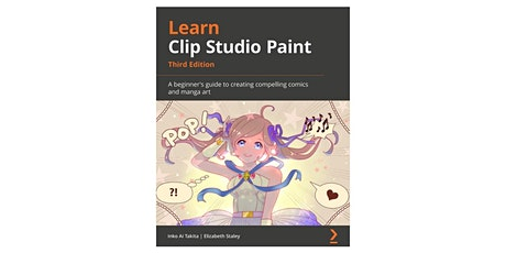 Digital drawing workshop for beginners using Clip Studio Paint with INKO tickets