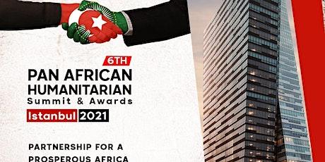 6th PAN AFRICAN HUMANITARIAN SUMMIT & AWARDS tickets