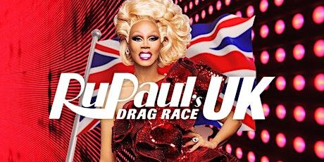 Ru Pauls' Drag Race UK Screening @ The Deptford Bus tickets