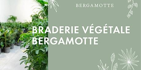 Braderie Végétale Bergamotte // Lille tickets