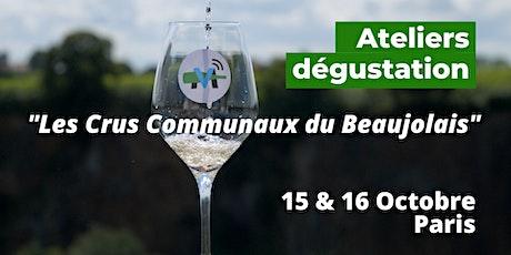 Les crus communaux du Beaujolais billets