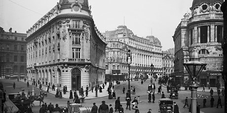 Andrew Saint: London 1870-1914: a City at its Zenith- Part 2 tickets