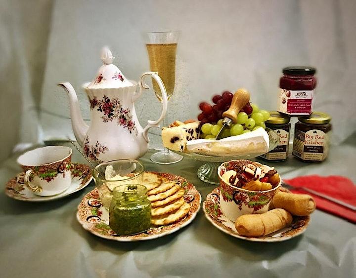 Felt Creations  Class with  Tea treats - Temple Bar image