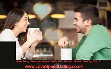 Speed Dating Singles Night Ages 30's & 40's  Coventry Friday 15th October tickets