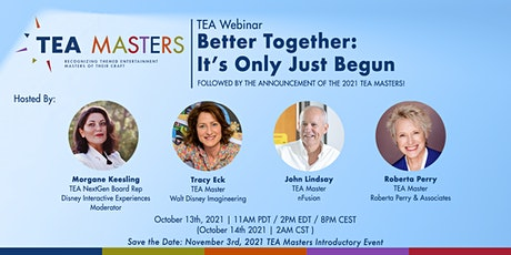 Better Together: It's Only Just Begun tickets