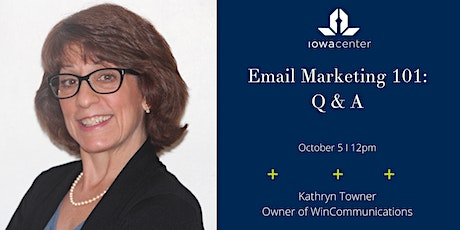 Email Marketing 101: Q & A tickets