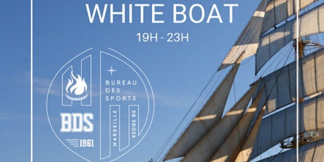 White Boat 2021 -BDS- Tickets