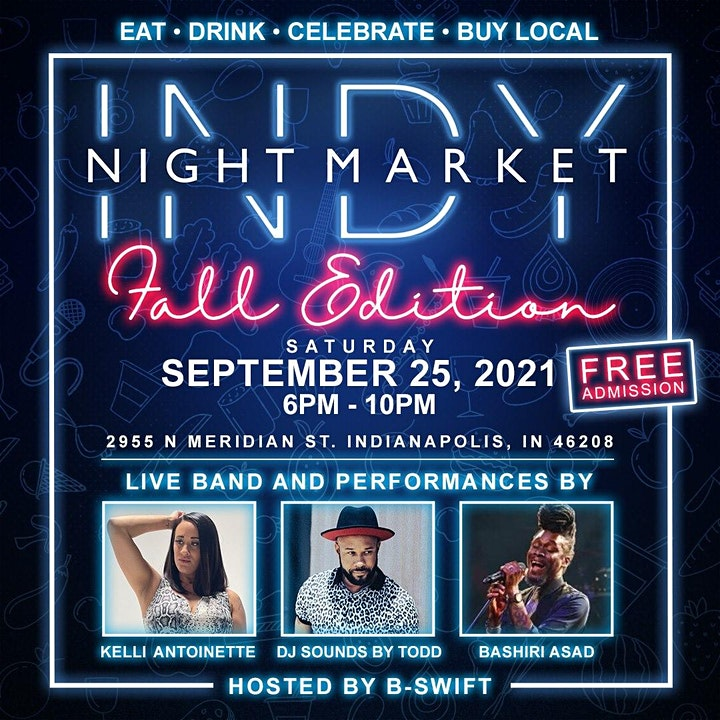 Indy Night Market: Fall Edition image