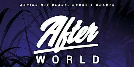 AfterWorld Ü16 Tickets
