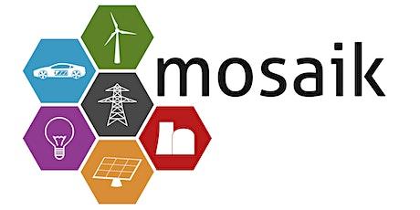 Mosaik 3.0 Webinar tickets