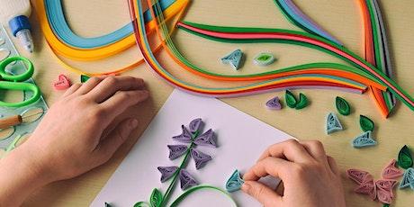 Paper Craft tickets