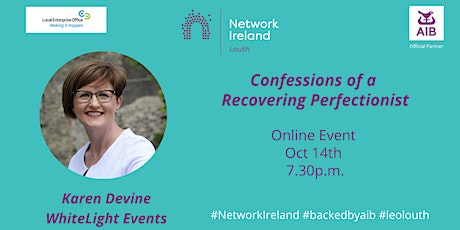Confessions of a Recovering Perfectionist tickets