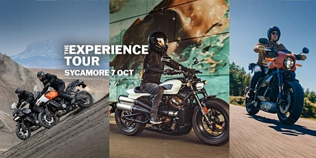 Sycamore HD  the Experience Tour 2021 tickets