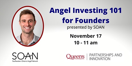 Angel Investing 101 for Founders tickets