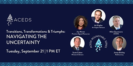 Transitions, Transformations, and Triumphs: Navigating the Uncertainty tickets