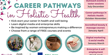 Career Pathways in Holistic Health: Stockport tickets