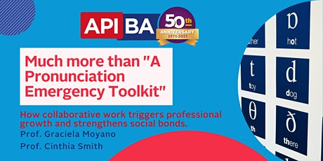 Much more than 'A Pronunciation Emergency Toolkit' tickets