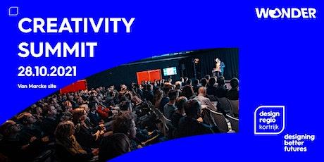 Creativity Summit tickets