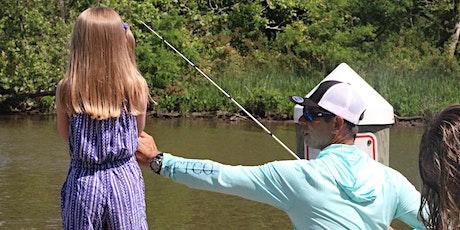 Ike's Hook Em Early Kids Fishing Event tickets