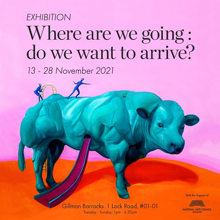 Where are we going: do we want to arrive? image