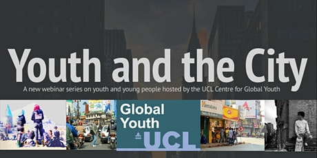 Youth and the City webinar series tickets