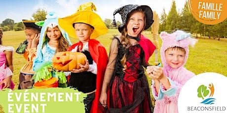 Fête d'Halloween dans le parc / Halloween Party in the Park tickets