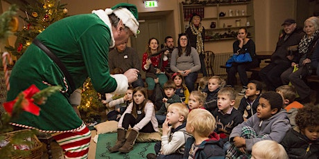 Story Time with Elf Flora for ages 5+ tickets