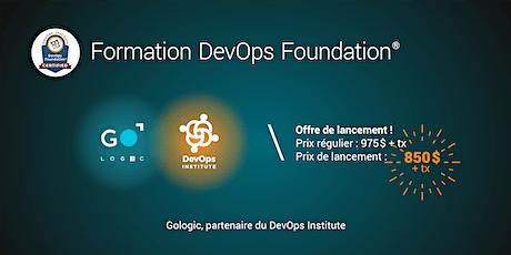 Formation DevOps Foundation® — 29 et 30 novembre billets