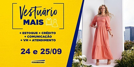 #EuVouPraLoja - Vestuário Mais 2021 ingressos