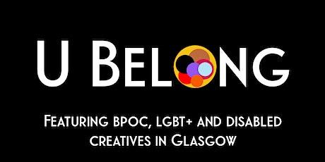U Belong Glasgow: Black History Month tickets