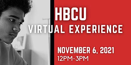 PGCAC HBCU Virtual Experience tickets