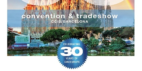 MEET CINEMECCANICA AT CINEEUROPE 2021 entradas