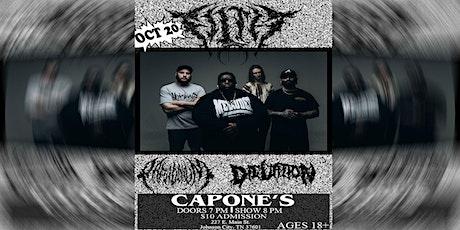 Filth with Paradoxum & DieLation tickets