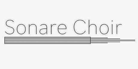My Spirit Sang All Day - Sonare Choir tickets