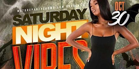 SATURDAY NIGHT VIBES [HALLOWEEN PARTY] @ HERRERA'S ADDISON w/DJ PHIL tickets