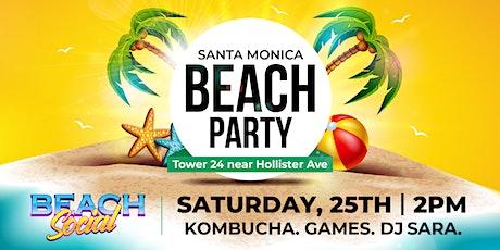 BeachSocial Santa Monica tickets
