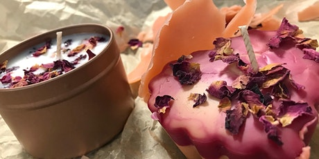 Candle Making with Afternoon Tea treats - Temple Bar tickets