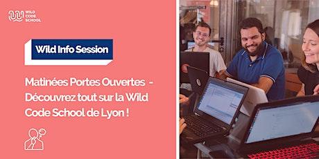 Wild Info Session - Matinée Portes Ouvertes sur le campus de Lyon ! billets