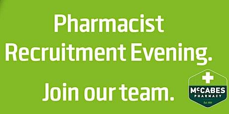 Pharmacist Recruitment Event tickets