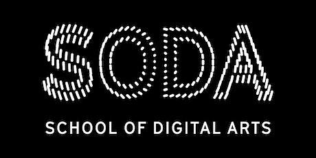 SODA Roadshow - Year 12 & 13 Students tickets