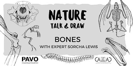 Nature Talk and Draw - Bones tickets