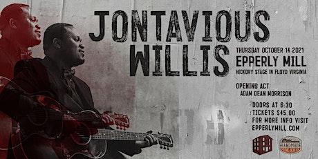 An Evening with Jontavious Willis. tickets