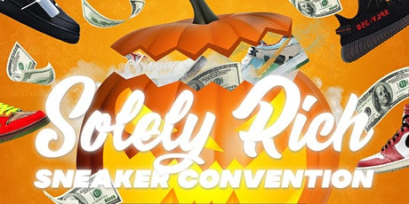 Philly Expo Center - Solely Rich buy and sell sneaker convention tickets