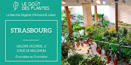Le Marché Végétal d'Antoine et Julien // Strasbourg billets