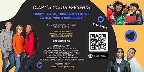 Today's Youth, Tomorrow's Future Virtual Youth  Conference tickets