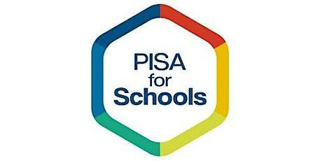 Pisa for Schools online information event tickets